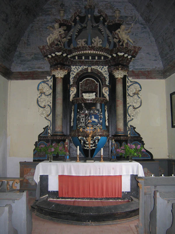 Altar im Kapelle
